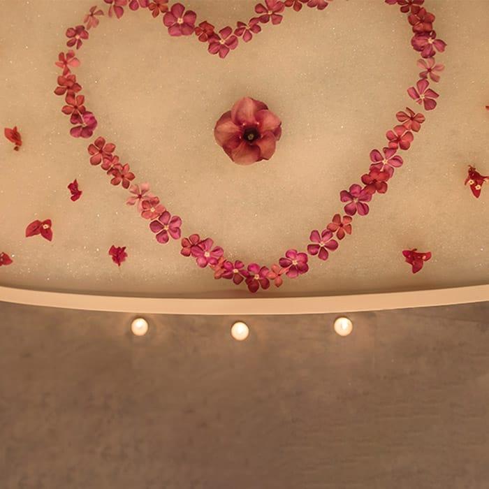 Romantic Bathing Ceremony