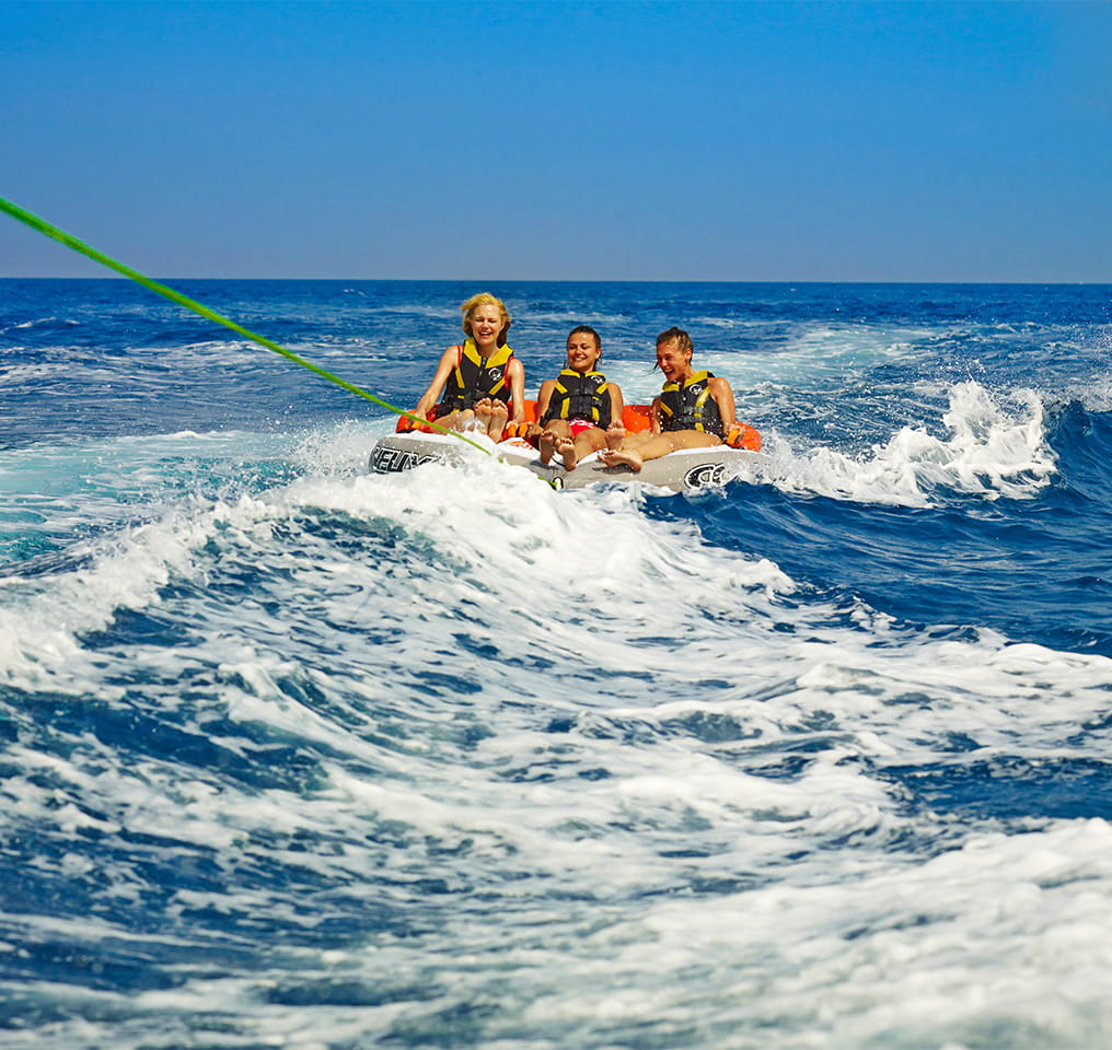 Watersports at Fushifaru Maldives
