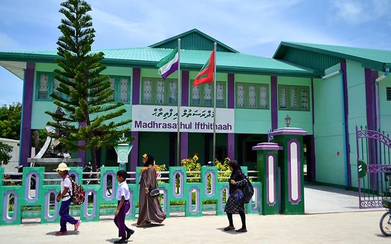 Local Island Experience at Fushifaru Maldives