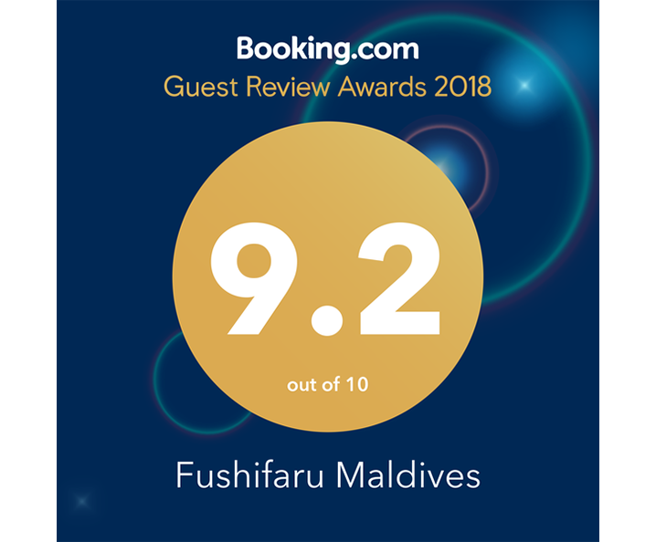 Booking.com Guest Review Award 2018