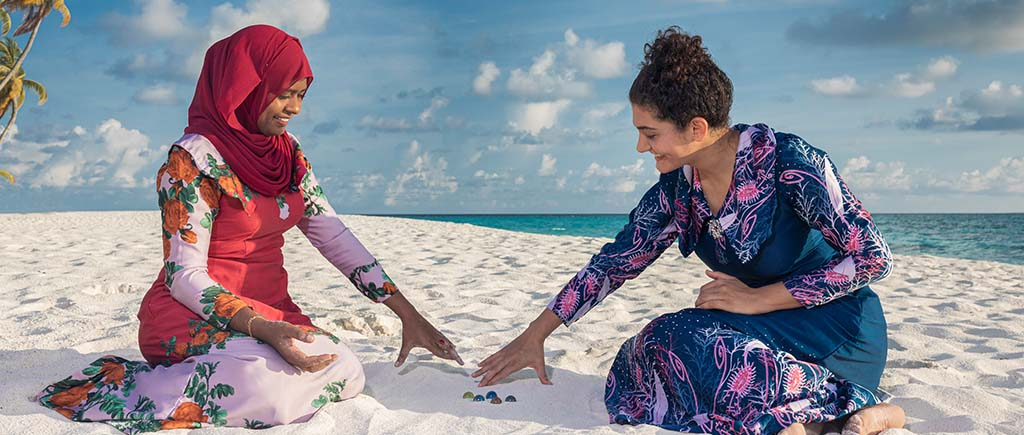 Authetic Maldivian Experience at Fushifaru Maldives
