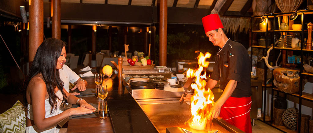Unforgettable Dining Experience at Fushifaru Maldives