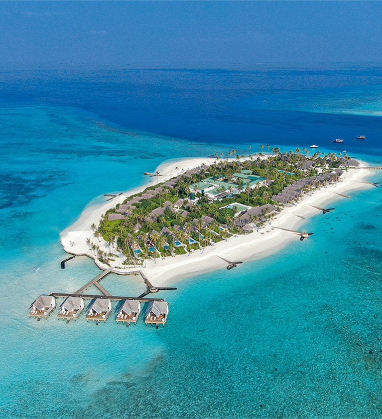 Getting Here - Fushifaru Maldives
