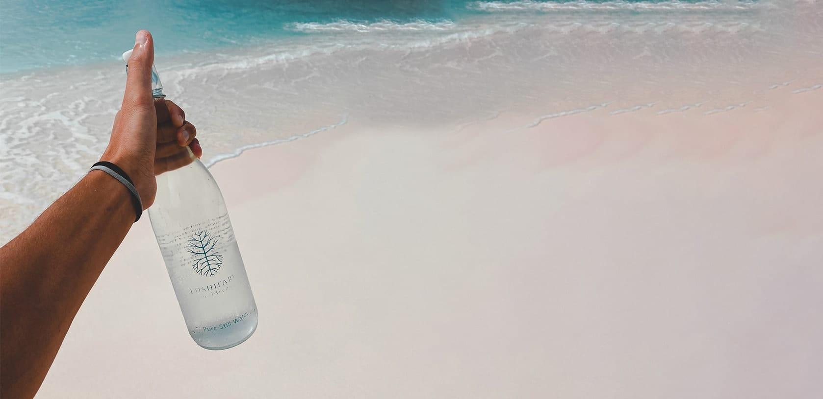 Reusable custom water bottles provided by Fushifaru