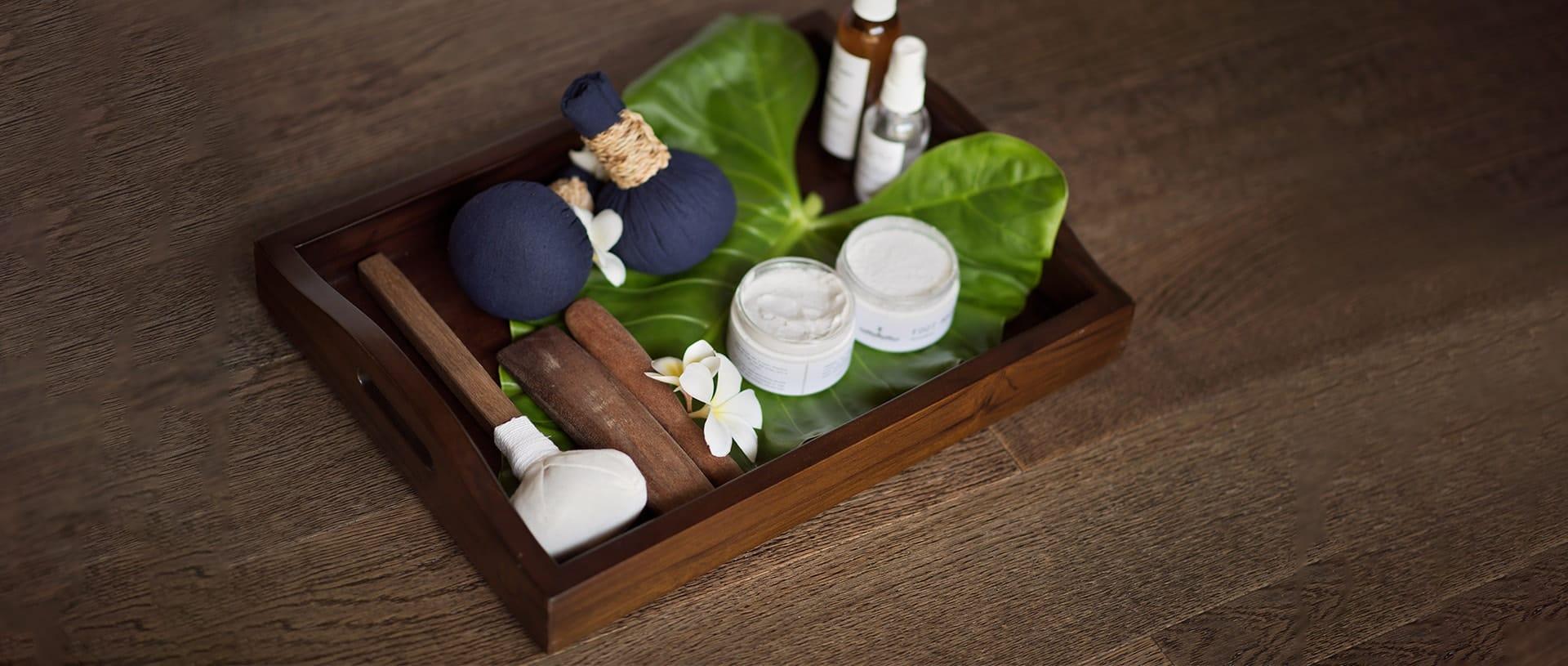 Fushi Manicure Spa Treatment