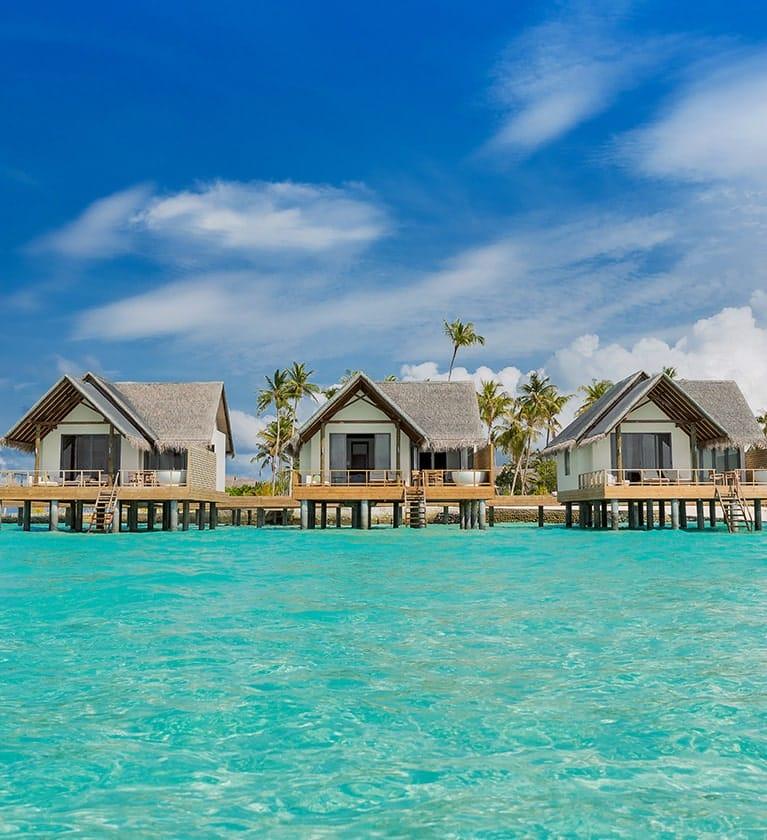 Water Villas at Fushifaru Maldives